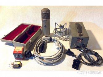Neumann-Telefunken-U47-Microphone-SN5367-Cover-2