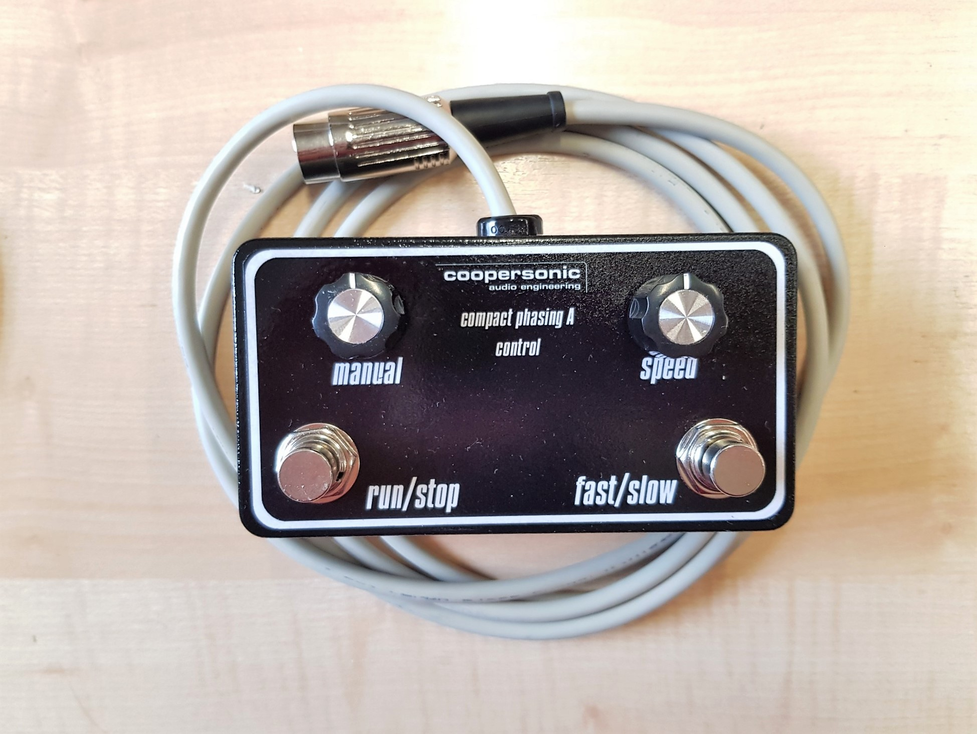 Schulte Compact Phasing – Custom Control Pedal