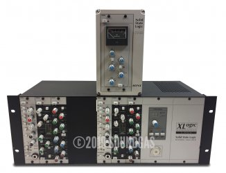 SSL X-Rack: 2x EQ XR425/ 2 x Dynamics XR418/ 2 x Mic Amp XR621/ Compressor XR626