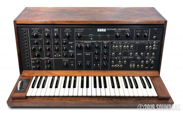 Korg PS-3100 Polyphonic Synthesizer