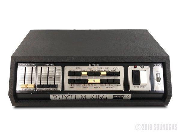 Maestro-MRK-4-Rhythm-King-SN45110-Cover-2