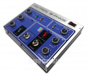 Musitronics Mu-Tron Bi-Phase & C-100 Opti-Pot Pedal