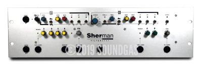 Sherman Filterbank Prototype