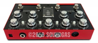 Cicognani Engineering Speciale DD 1959 Analog Tube Overdrive