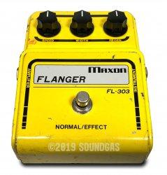 Maxon (Ibanez) Flanger FL-303 (Modified)