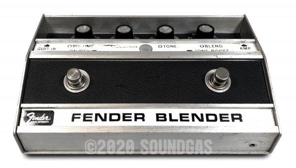 Fender Blender Fuzz