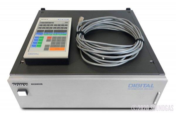 Sony-DRE-2000-Digitla-Reverberator-SN1211-Cover-3