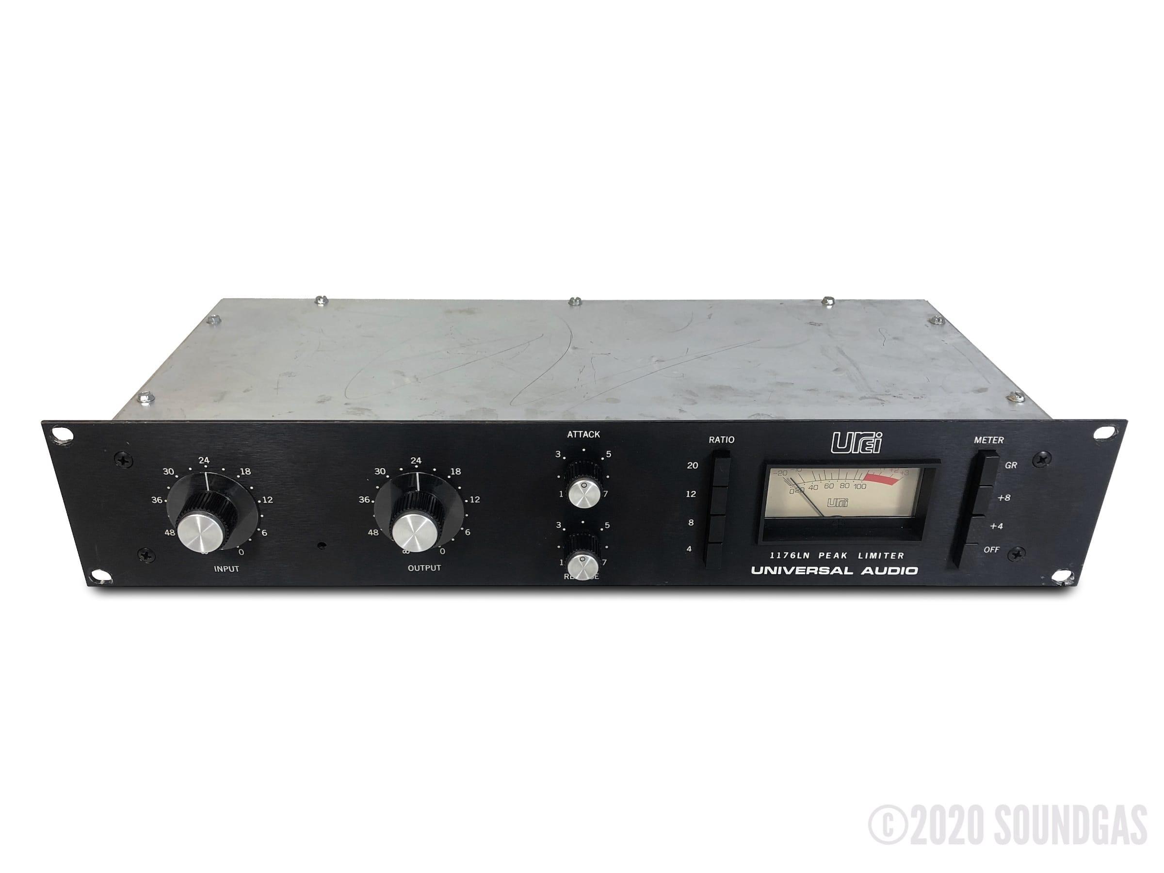 Urei-1176-Compressor-Peak-Limiter-SN4796-Cover-2