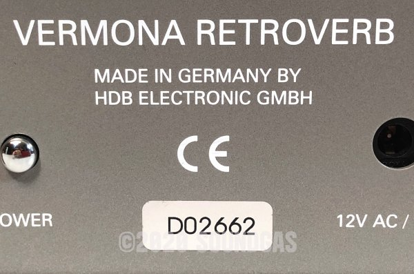 Vermona Retroverb