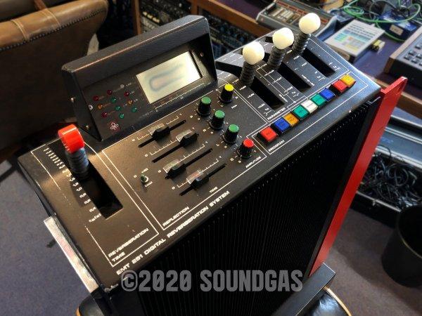 EMT 251 Digital Reverb