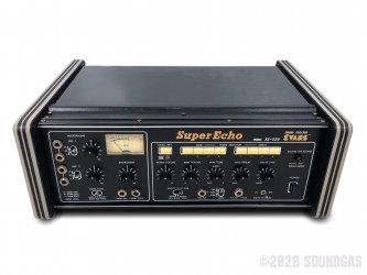 Evans-SE-820-Super-Echo-SNF20003-Cover-2