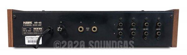 Hawk HR-45 Stereo Spring Reverb