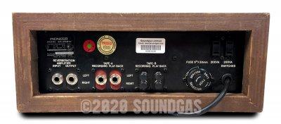 Pioneer SR-202W – 1/4″ Jack Modded