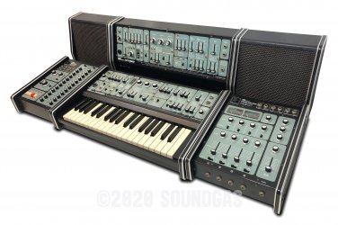 Roland System-100 – Complete