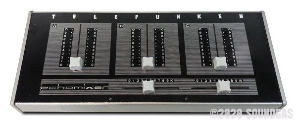 Telefunken Echomixer – Modified