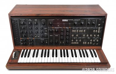 Korg PS-3100 Polyphonic Synthesizer