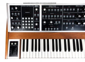 Moog / Lintronics Advanced Memorymoog