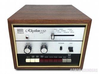 Roland-TR-330-Rhythm-330-SN111131-Cover-2