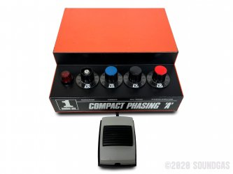 Schulte Compact Phasing 'A' with pedal