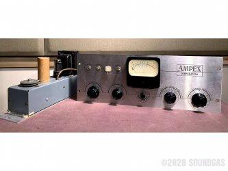 Ampex-350-2R-Pre-Amp-SN55F162-Cover-2