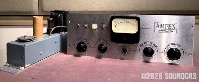 Ampex 350 Preamp