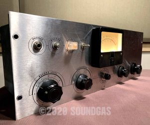 Ampex 351 Preamp