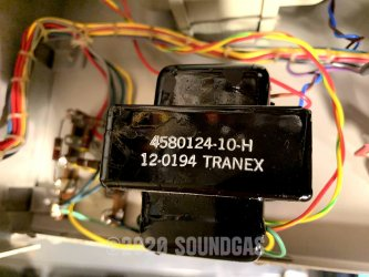Ampex 351 Preamp Pair