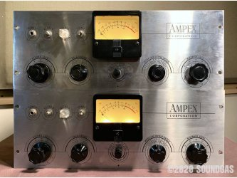 Ampex-Corporation-351-Pre-Amp-Pair-FnG-Cover-2