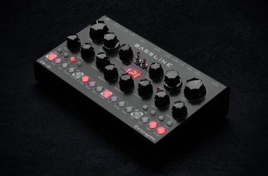 Erica Synths DB-01 Desktop Bassline – ex-demo