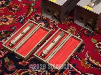 Stereo Pair Neumann KM56