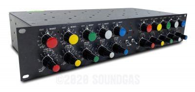 GML 8200 Stereo Parametric EQ & 8355 PSU