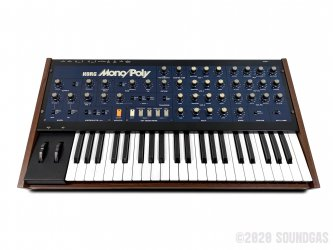 Korg MS-20 – Near Mint + Case & Accessories