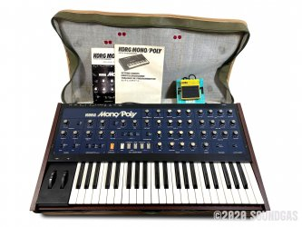 Moog Minimoog Model D 1973 *Mint*