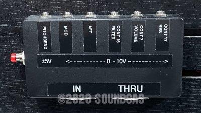 Korg PS-3200 Polyphonic Synthesizer