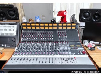 Neve-5088-Shelford-Console-Mixing-Desk-100620-Cover-2