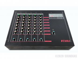 Tama-Techstar-Tam500-Mixer-SN100702-Cover-2