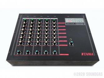 Tama-Techstar-Tam500-Mixer-SN100702-Cover-2