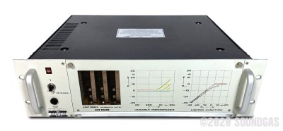 EMT 266 X Stereo Transient Limiter