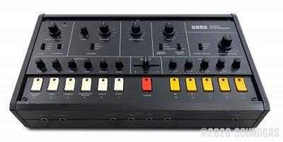 Korg X-911 Guitar Synthesizer