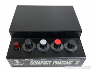 Schulte Compact Phasing 'A' & Custom Controller
