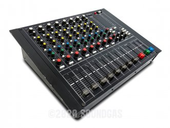 Sony MX-P21 8 Channel Broadcast Mixer