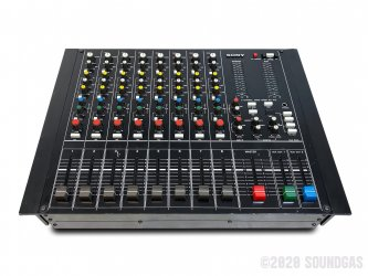 Sony-MX-P21-Audio-Mixer-SN10396-Cover-2