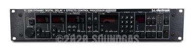 TC Electronic 2290 Dynamic Digital Delay + Effects Control Processor