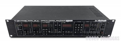 TC Electronic 2290 Dynamic Digital Delay + Effects Control Processor