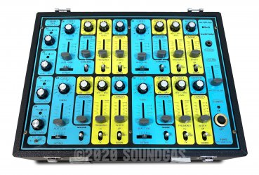 Ult Sound DS-4 Custom – Near Mint & Cased
