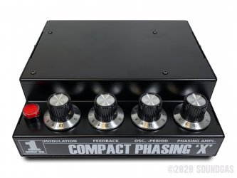 Schulte/Van Daal Compact Phasing 'X'