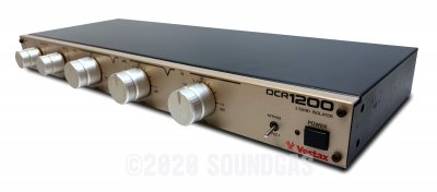 Vestax DCR-1200 3 Band Isolator