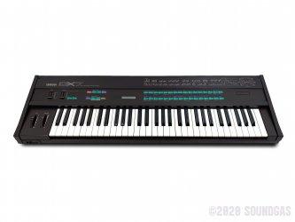 Yamaha-DX-7-Synthesizer-SN45605-Cover-2