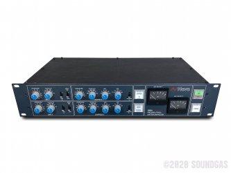 Neve 33609/J Discrete (J/D) Stereo Limiter/Compressor