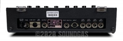 Ult Sound DS-4 Custom
